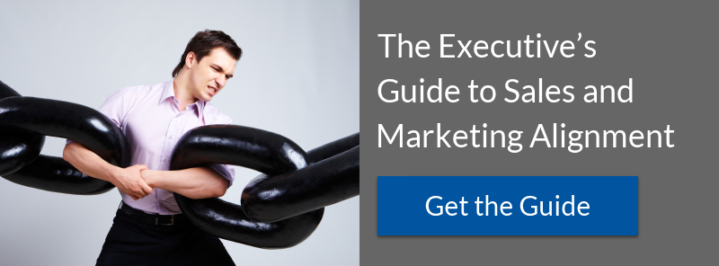 Get the Guide: The Executive's Guide to Sales and Marketing Alignment