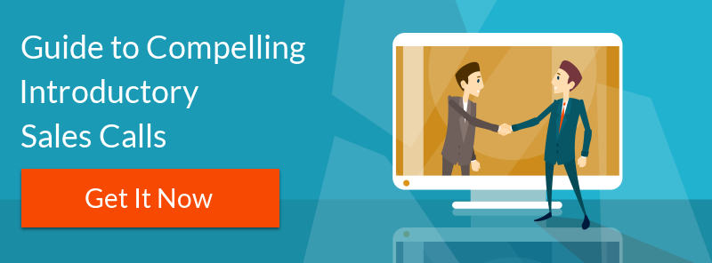 Get the Guide to Compelling Introductory Sales Calls