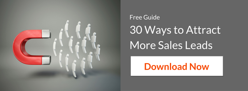 Download the Guide: 30 Ways to Attract More Sales Leads