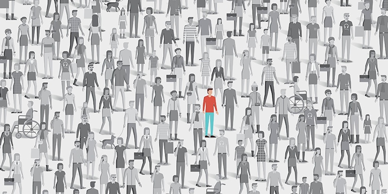 Blogging helps you stand out from the crowd