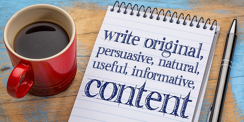 Content Writing Template for Blogs and Marketing Campaigns