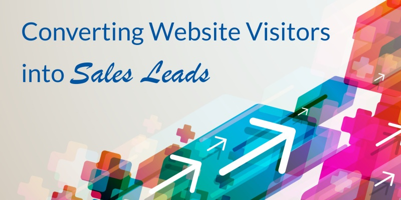 On-Demand Webinar: Converting Website Visitors into Sales Leads
