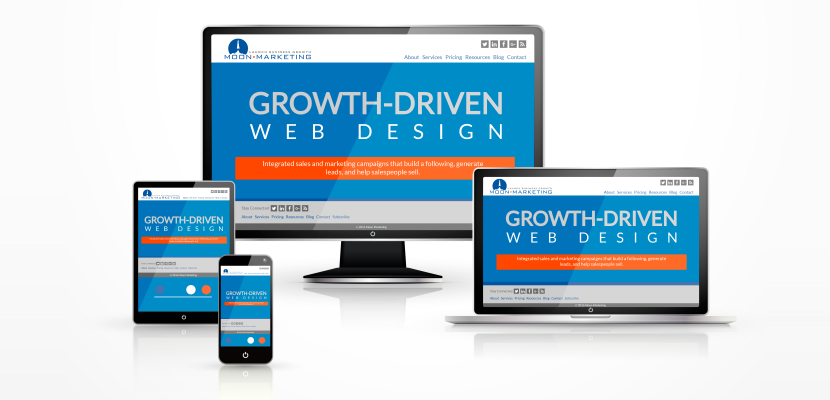 Growth-Driven Website Design