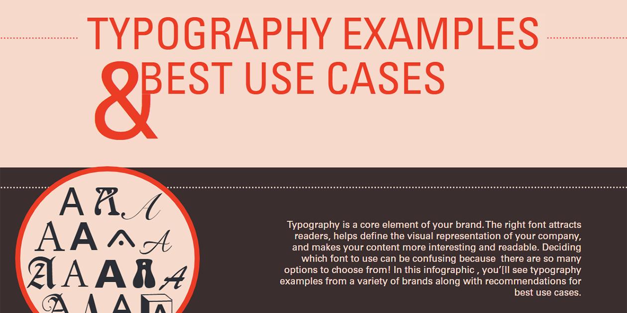 Read: Typography Examples and Best Use Cases [Infographic]